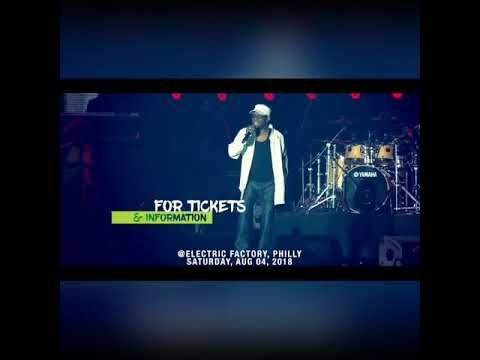 BERES HAMMOND LIVE at ELECTRIC FACTORY in PHILLY, PA - Promo Video