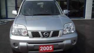 2005 NISSAN X-TRAIL 4WD EXTERIOR & INTERIOR VIDEO.wmv