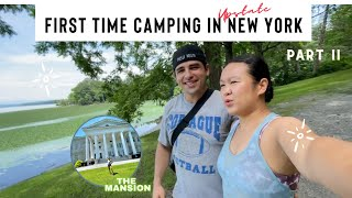 Catskill Camping Part ÏI | ChooseSarahJoy