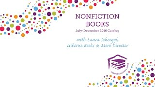 New Nonfiction from Usborne Books & More