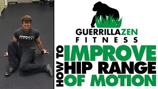 How To Improve Hip Internal Rotation | Hip Mobilization Video