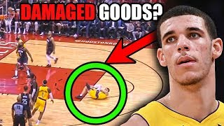 Is Lonzo Ball Really DAMAGED Goods? (Ft. NBA, LaVar Ball, Lakers, And Some Shots)