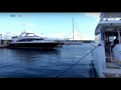Money Talks: Eurasia Boat Show 2016 in Istanbul