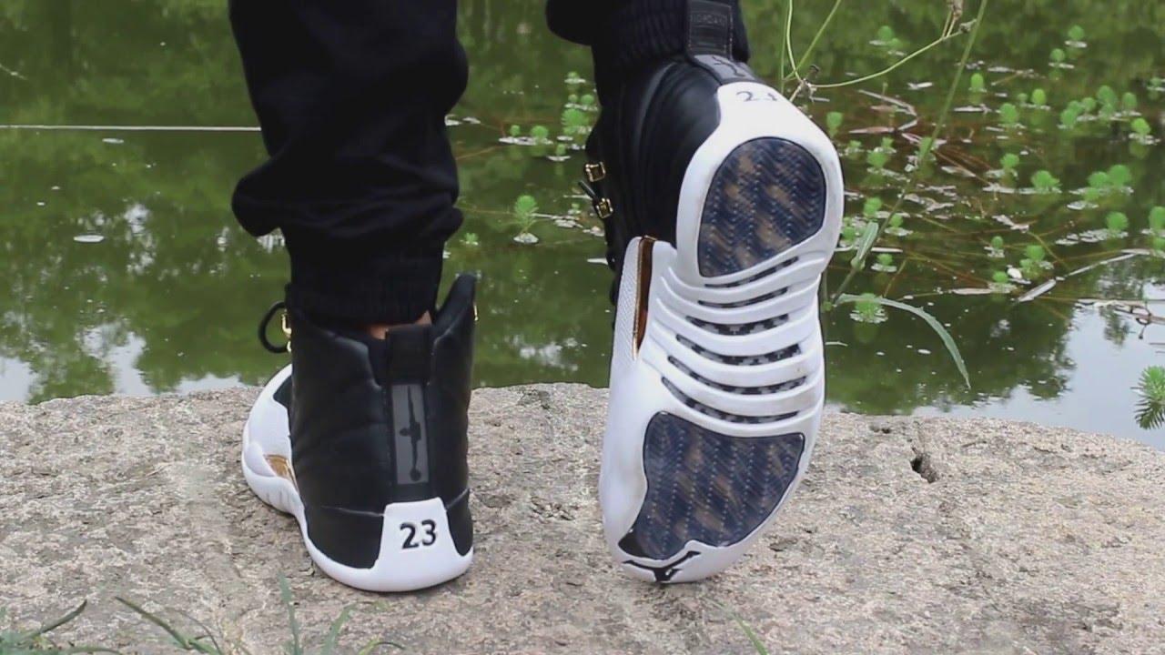 parfum l homme d yves saint laurent - Air Jordan 12 Retro Wings on foot from kickzclub.com - YouTube