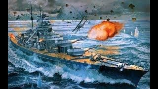 Судьба немецкого флота после войны