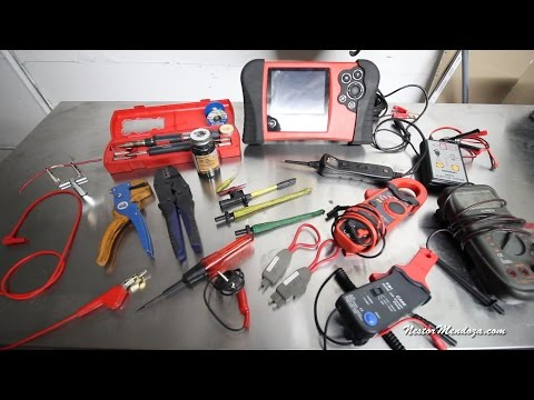 Top 10 Tools for Auto Electrical Repair and Diagnosis