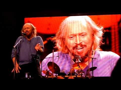 Barry Gibb - Spirits (Having Flown)