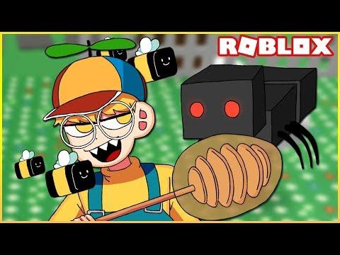 갑옷을 입었다!! 개미랑 곰이랑 싸워볼까??!? | 로블록스 벌 시뮬레이터 9화 | 케빈 | Roblox
