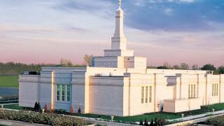 LDS Temples around the World - Strength Beyond My Own