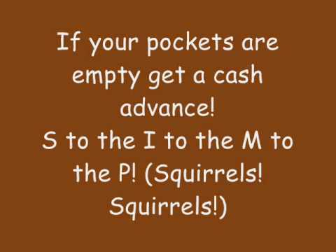 Phineas And Ferb - Squirrels In My Pants Lyrics (extended + HQ)