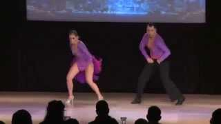 ABDA DANCERS SEZGIN & NURSEL WORLD LATIN CUP MIAMI