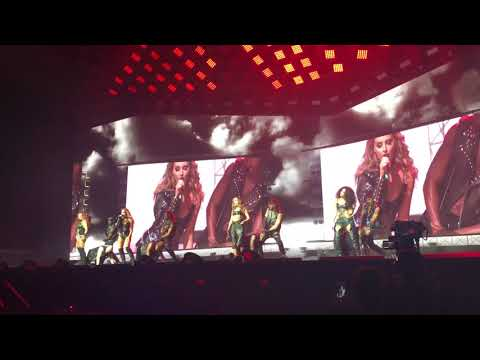 Little Mix - Private Show Glory Days Tour Newcastle 11/10/17