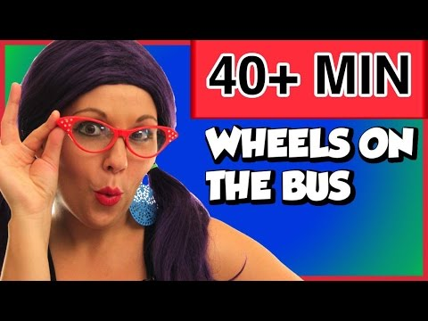 Wheels on the Bus and More Nursery Rhymes | Popular Nursery Rhymes Collection