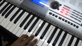 Play in Keyboard - Tamil - Panam Padaithavan - Kan Pona Pokkile Song