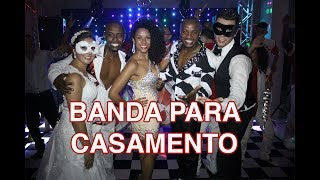 Música mais pedida para festa de casamento - música levada louca ao vivo clube Português
