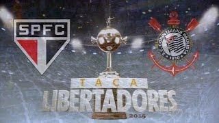São Paulo vs Corinthians - Libertadores da América 201?