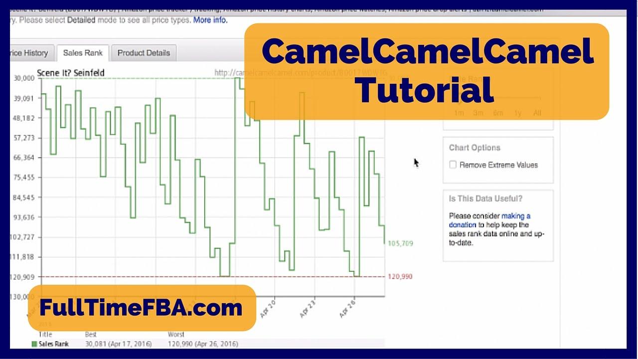 camelcamelcamel app ios