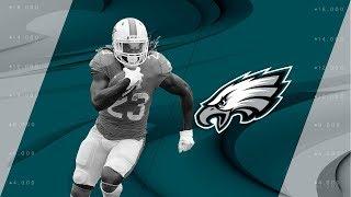 New Eagles RB Jay Ajayi's 2017 Highlights (Through Week 8)   🚨 Trade Alert 🚨   NFL