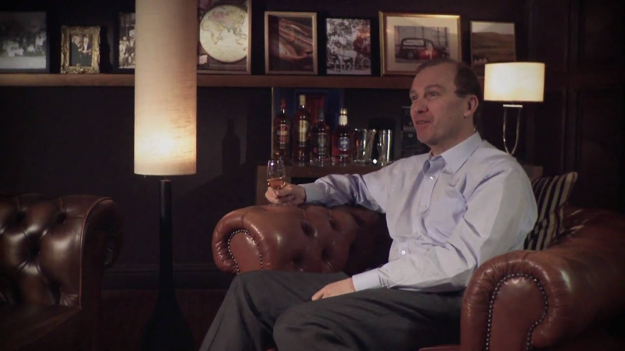 Grantu0027s Chairman Peter Gordon On His Early Memories Of Whisky