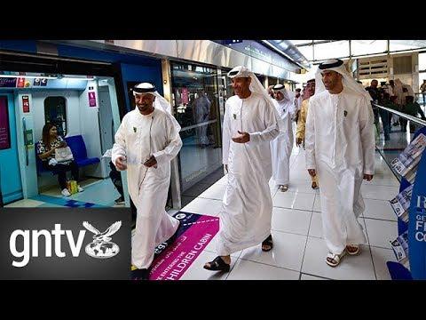 Dubai car-free day