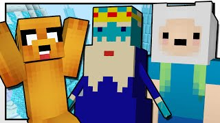 Minecraft | ADVENTURE TIME RESCUE MISSION!! | Custom Mod Adventure