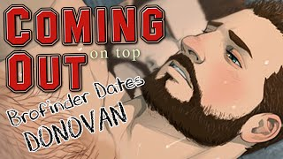 Coming Out On Top Brofinder Dates | Complete/Full DONOVAN ROUTE [NSFW]