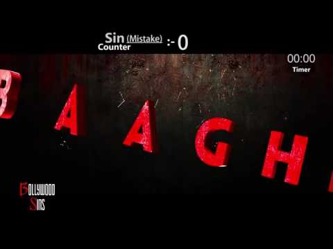 (PWW)Plenty wrong with baaghi movie(145...