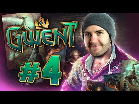 GWENT with Sjin #4 - What's Her name?