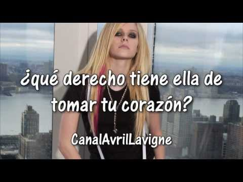 Avril Lavigne You Were Mine Traducido Al Español