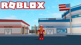 Roblox → BUILDING JAILBREAK PRISON!! -Jailbreak Tycoon 🎮
