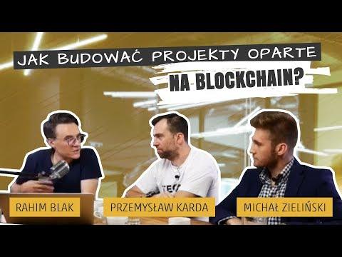 Jak budować projekty oparte na blockchain?