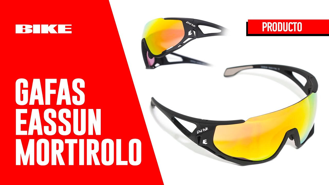 BIKE News: Nuevas Gafas Eassun Mortirolo