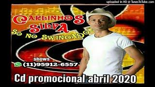 CARLINHOS SILVA CD PROMOCIONAL 2020