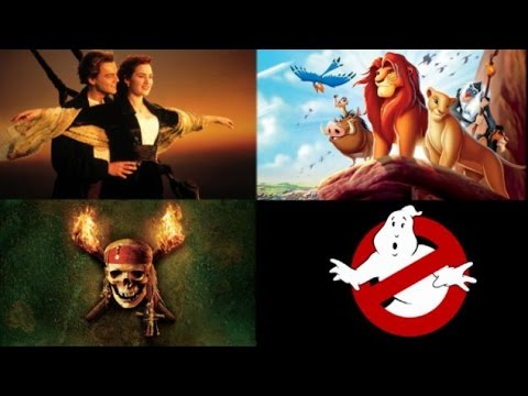 Top 50 Movie Soundtrack (Part 1)