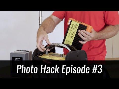 Photo Hack Episode #3: Strobe Battery Pack