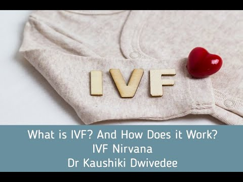 IVF(In-Vitro fertilization) | Dr. Kaushiki Dwivedee | IVF Specialist and Gynecologist