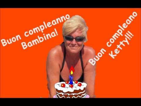 Compleanno Ketty Youtube