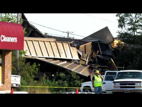 UP Northbrook, IL coal train (CCDPP) derailment 07.04.2012