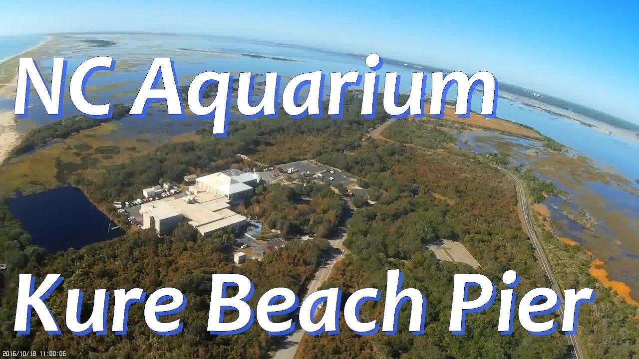 Ft Fisher Aquarium North Carolina And Kure Beach Pier