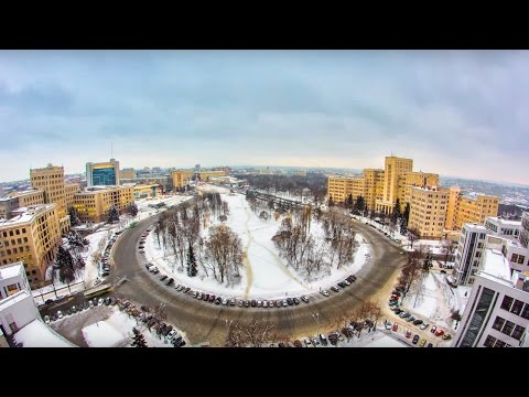 Kharkov, Ukraine - Winter/Summer