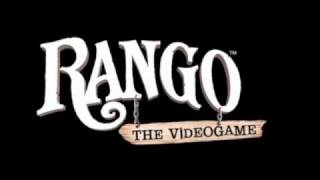 Rango Video Game- High Noon Town- Music Composed by Lorne Balfe