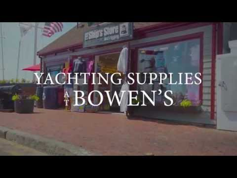 Bowen's Wharf | The Ship's Store and Rigging