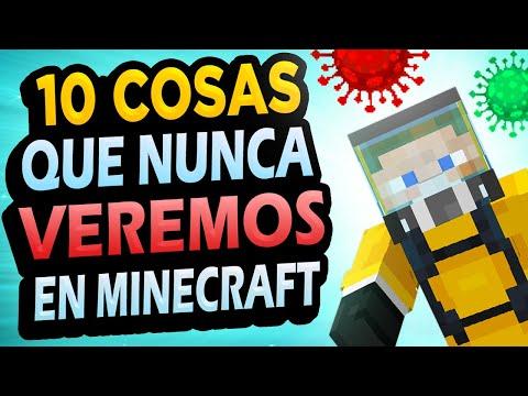 ✅ 10 Cosas que NUNCA Añadirán a Minecraft!!! #8