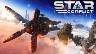 Star Conflict: Journey update trailer