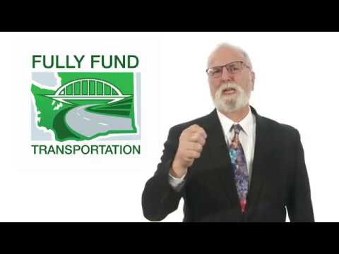"""Sen. Phil Fortunato says, """"It's Time to Fully Fund Transportation!"""""""