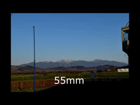 Tamron 18-270mm Zoom Test
