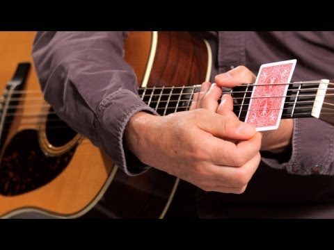 Play Acoustic Guitar like Johnny Cash  Country Guitar