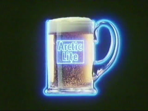 Arctic Lite Lager Cinema Commercial.