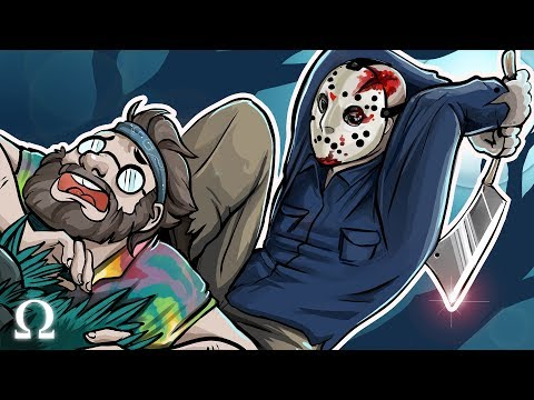 ALL NEW JASON, NEW MAP, & NEW COUNSELOR! | Friday the 13th The Game #42 Part 4 Jason DLC