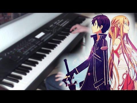 """A Tender Feeling"" - Sword Art Online (Piano Cover) + sheets"